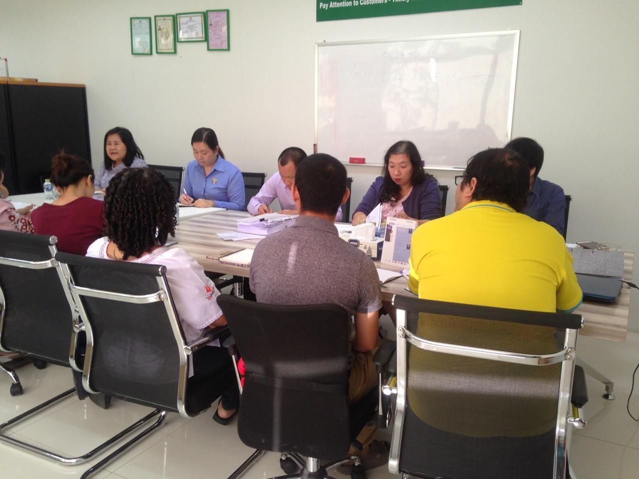 Surveillance assessment of Phanthamit Analytical Lab